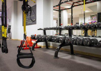 zona pesas dsc entrenamiento personal